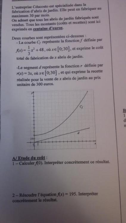 Devoir maison maths math matiques e bahut site d for Aide devoir maison
