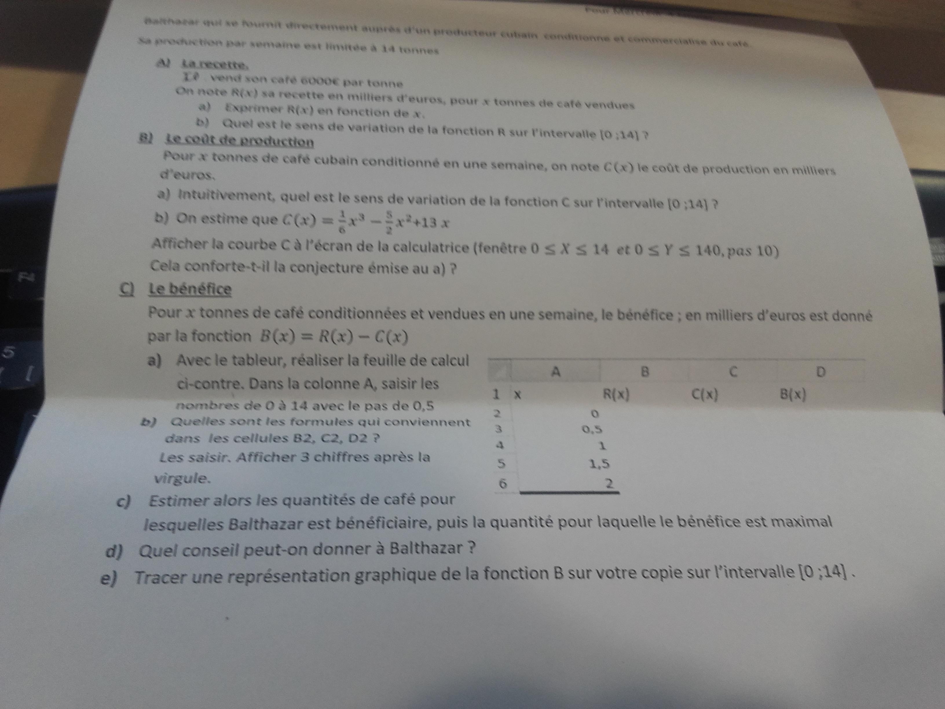 Devoir maison assez complexe math matiques e bahut for Aide devoir maison